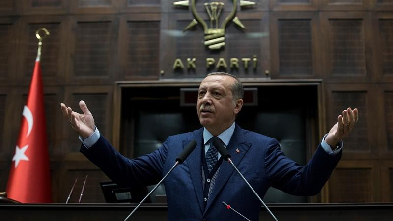 "Erdogan Calls Netanyahu ""Terrorist"" Amid Mutliple Deaths Of Protestors In Gaza"
