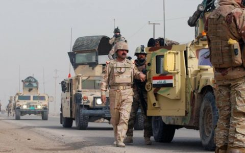 "Iraqi Forces Carried Out ""Wide-Scale"" Operation Against ISIS Cells At Syrian-Iraqi Border, Tens ISIS Members Reportedly Killed"