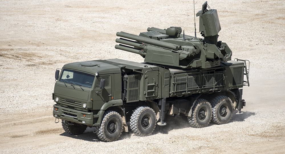 Russian Military Modernizes Its Pantsir-S1 Air Defense System Using Syrian Experience