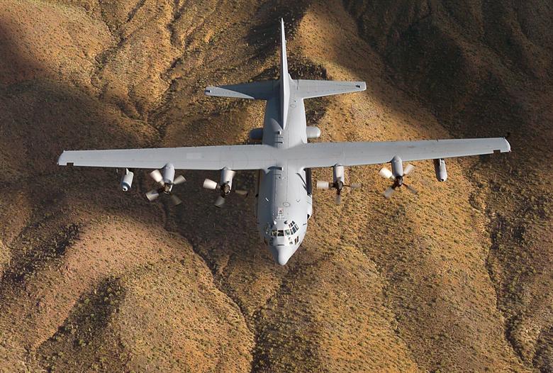Russian EW Systems 'Disabling' U.S. EC-130 Electronic Warfare Aircraft In Syria