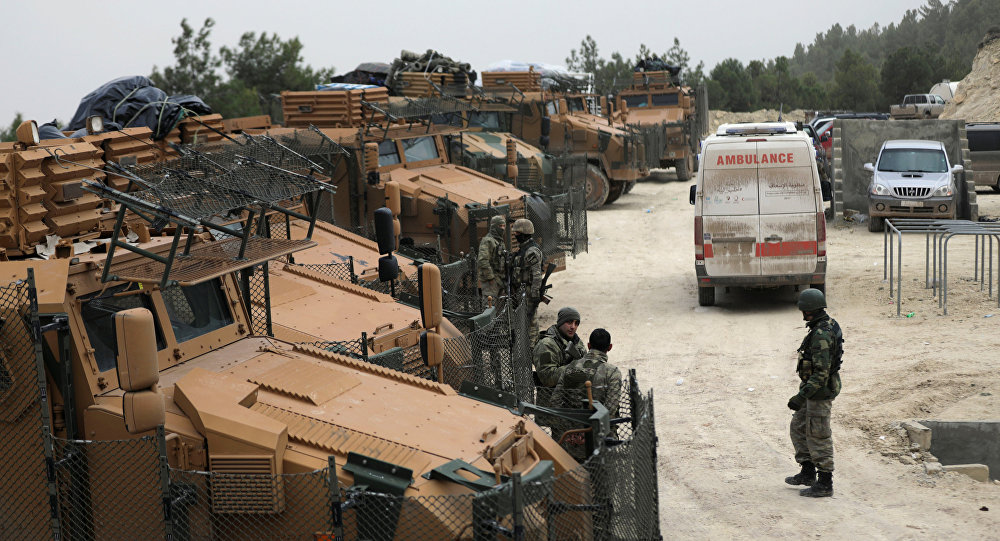 Turkey Is Not Going To Hand Over Afrin To Assad Government
