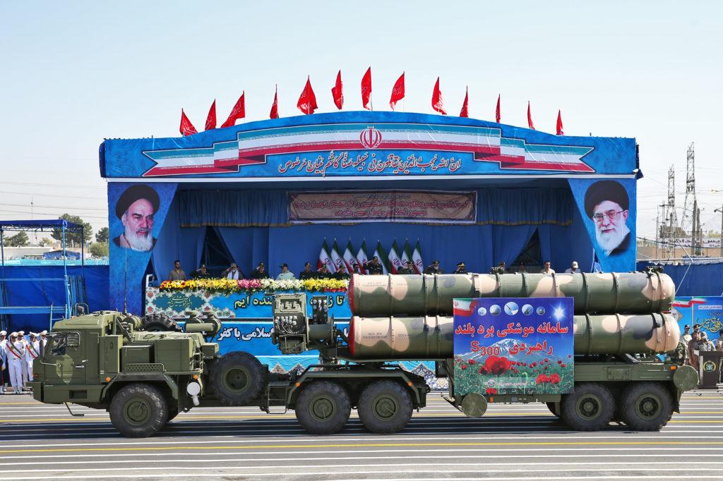 Iran Vows To Respond To Israeli Strike On Syria's T4 Airbase - Reports