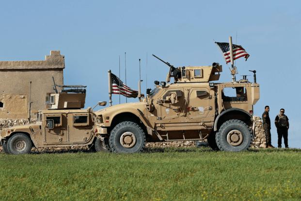 États-Unis établissant 2 bases, considérant le déploiement de forces supplémentaires en Syrie - Rapports