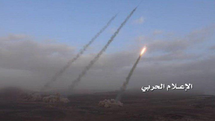 Houthis Fire Ballistic Missiles At Saudi Defense Ministry HQ, Other Targets. Saudi Forces Intercept Three (Video)