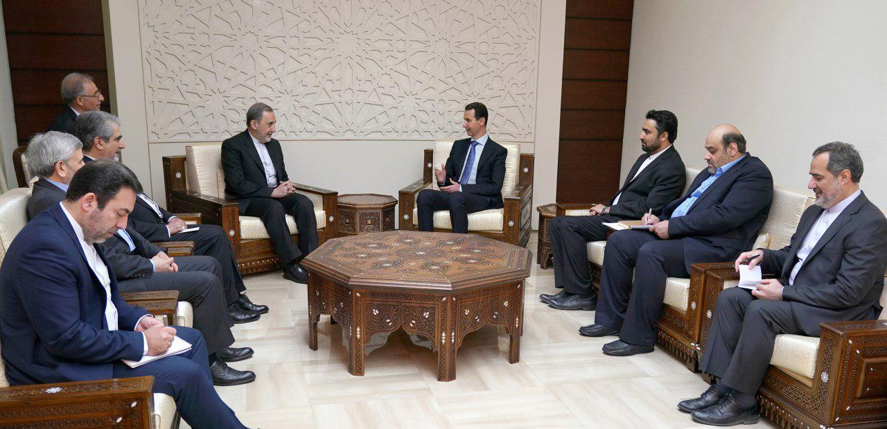 Syria President: Any Western Military Actions Will Destabilize Region