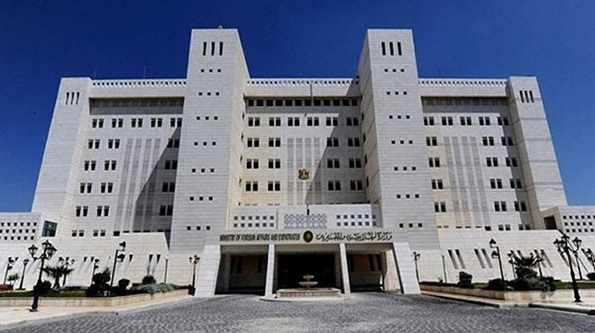 Syrian State Media: US Regime Lacks Wisdom And Rtionality, Is Threat To International Peace