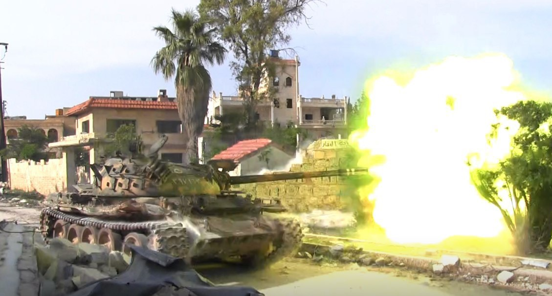FSA & Al-Qaeda Unite Efforts To Attack Syrian Army In Northern Hama