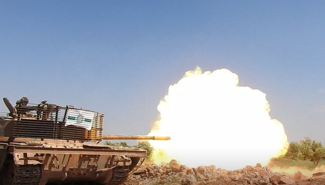 Damascus And Militants In Rastan Pocket Once Again Failed To Reach Reconciliation Agreement