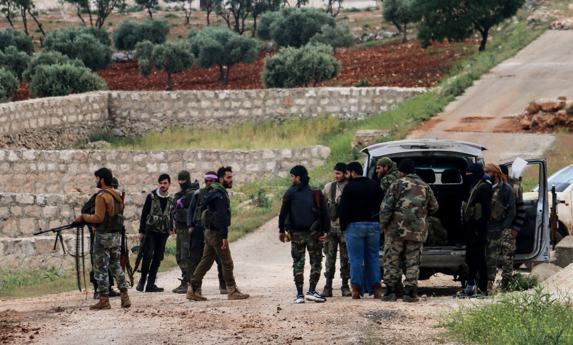 Russia And Free Syrian Army Fail To Reach Agreement On Southern Syria