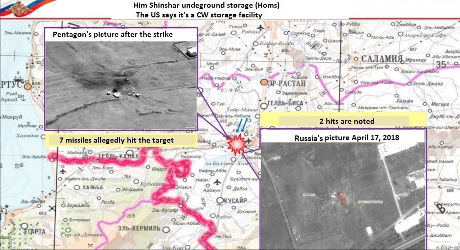 "Trump's ""Smart"" Missiles In Syria: Summing Up Evidence And Numbers Provided By Russia"