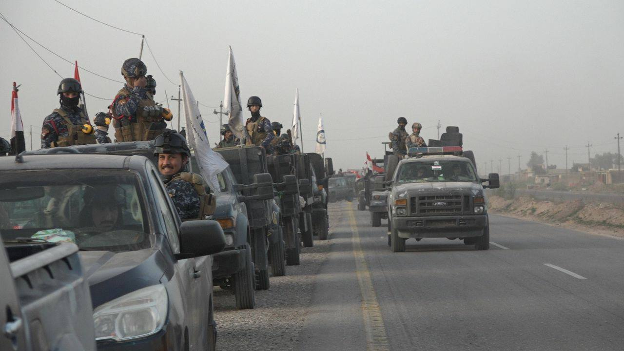 Security Forces Foil Attack OF ISIS In Eastern Iraq