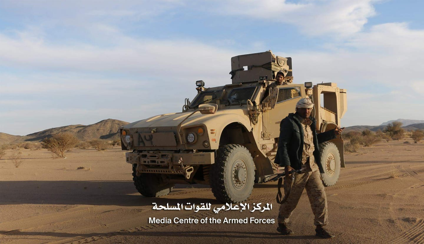 Saudi-led Coalition Forces Capture 10 Positions Of Houthis In Yemen's Taiz Province