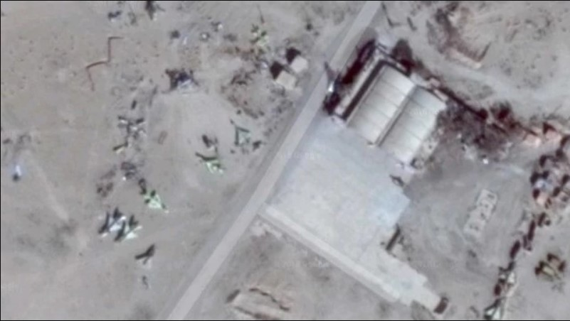 Israeli Media Claims Iranian Forces Use 3 Airbases For Its Operations In Syria