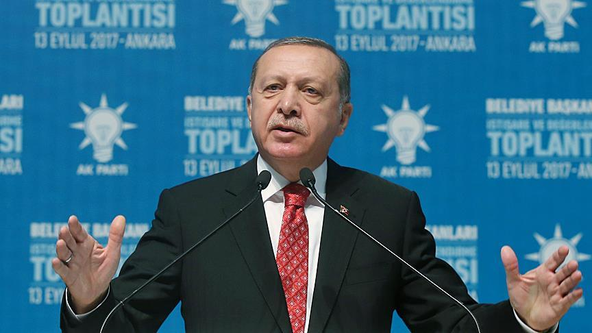 Erdogan Claims That Turkish Invasion In Northeastern Syria Would Allow Millions Of Refugees To Return