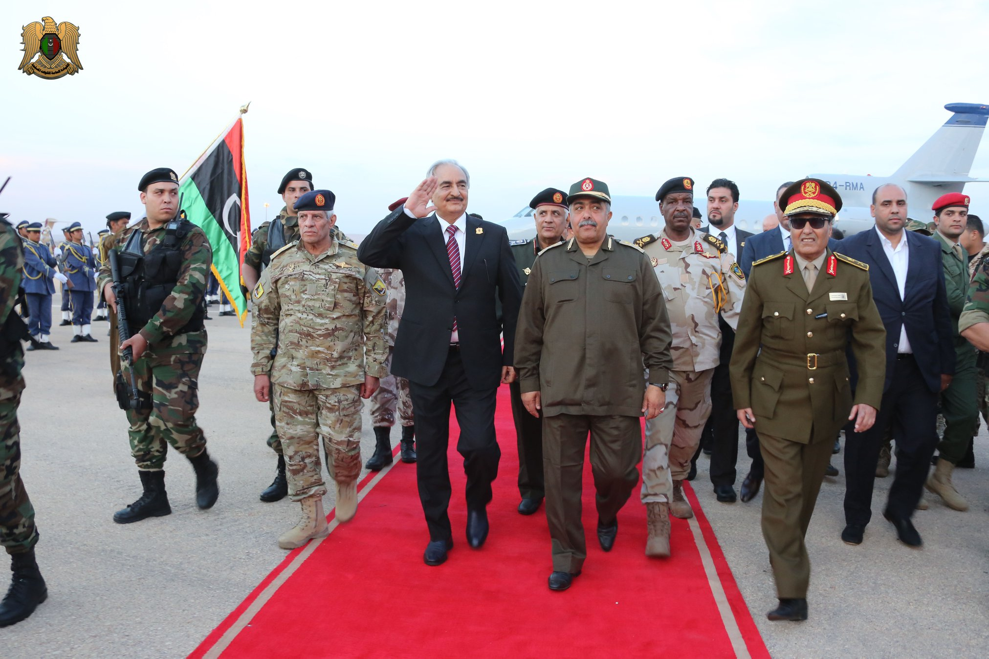 Libyan National Army Chief Returns To Benghazi, Vows To Crush Terrorism