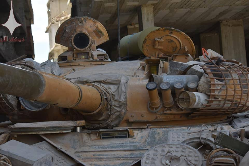Syrian Army Captures New Positions From ISIS In Southern Damascus (Video, Photos)