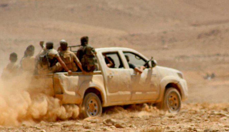 Syrian Army Deploys More Units Around Eastern Qalamun As Negotiations Collapse