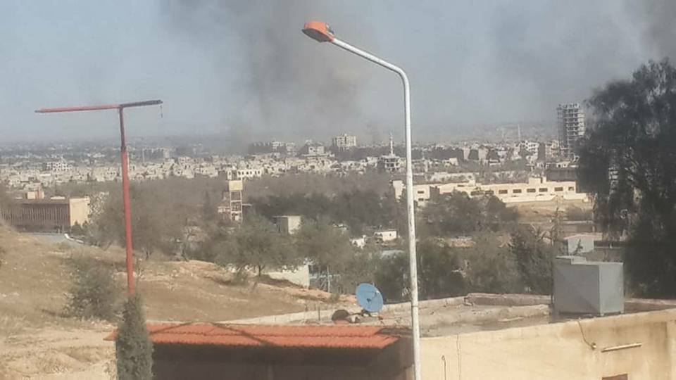 Syrian Army Resumes Military Operation In Duma As Jaysh al-Islam Breaks Ceasefire