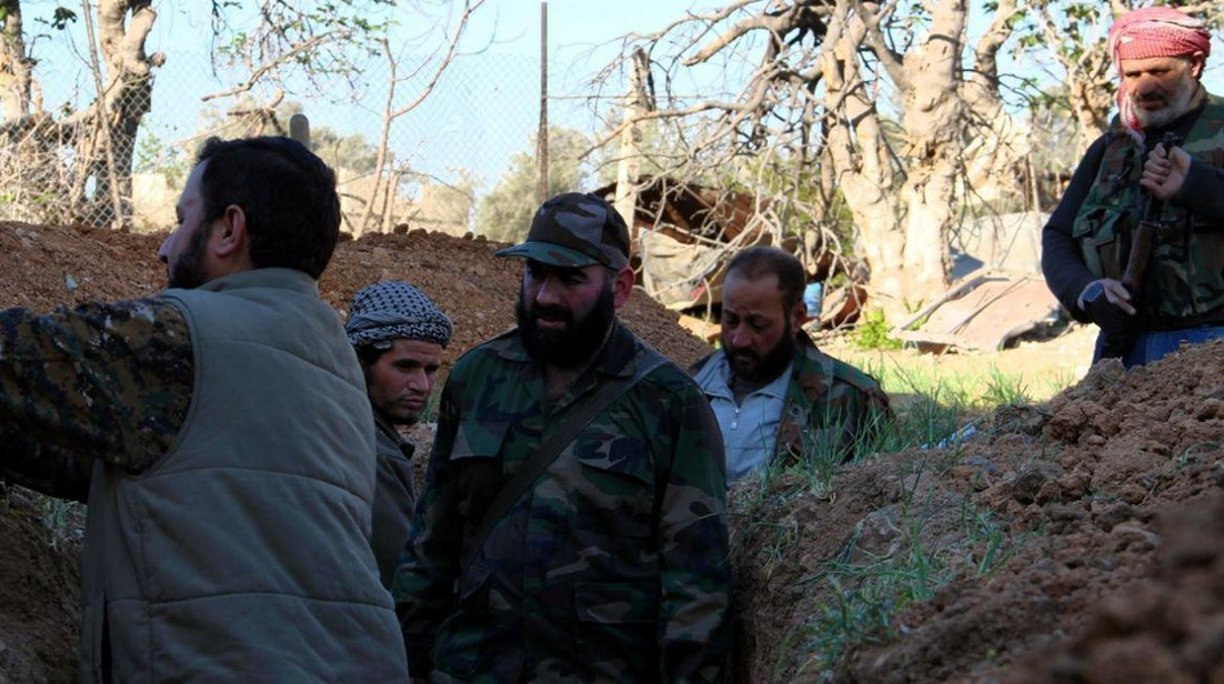 Russian Military: Jaysh al-Islam Killed Three Own Commanders Participating In Negotiations