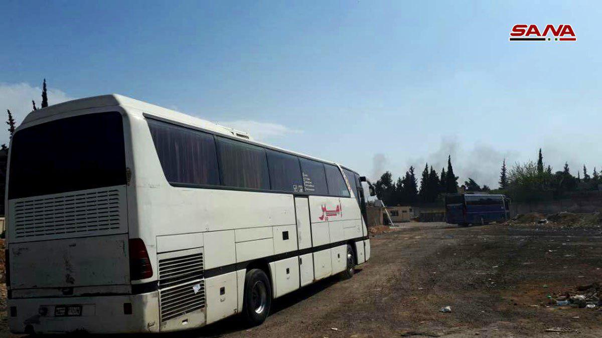 Jaysh al-Islam And Damascus Government Reach Final Deal Over Douma