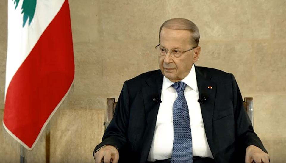 Lebanese President: Assad Is Political Leader Of Syria, Only Choice Is To Work With Him