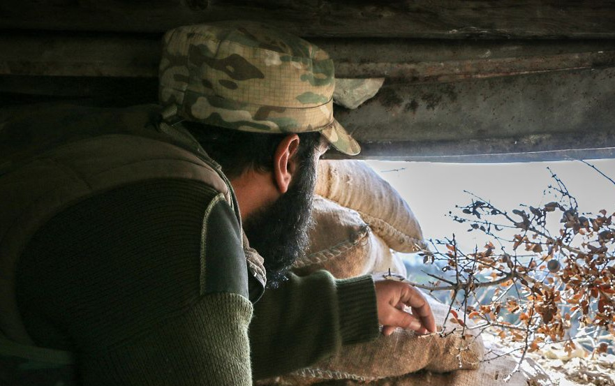 Hay'at Tahrir al-Sham And Syrian Liberation Front Reach New Ceasefire Agreement