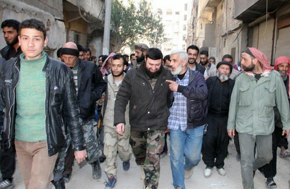 Russia Issues Final Warning To Jaysh al-Islam - Media