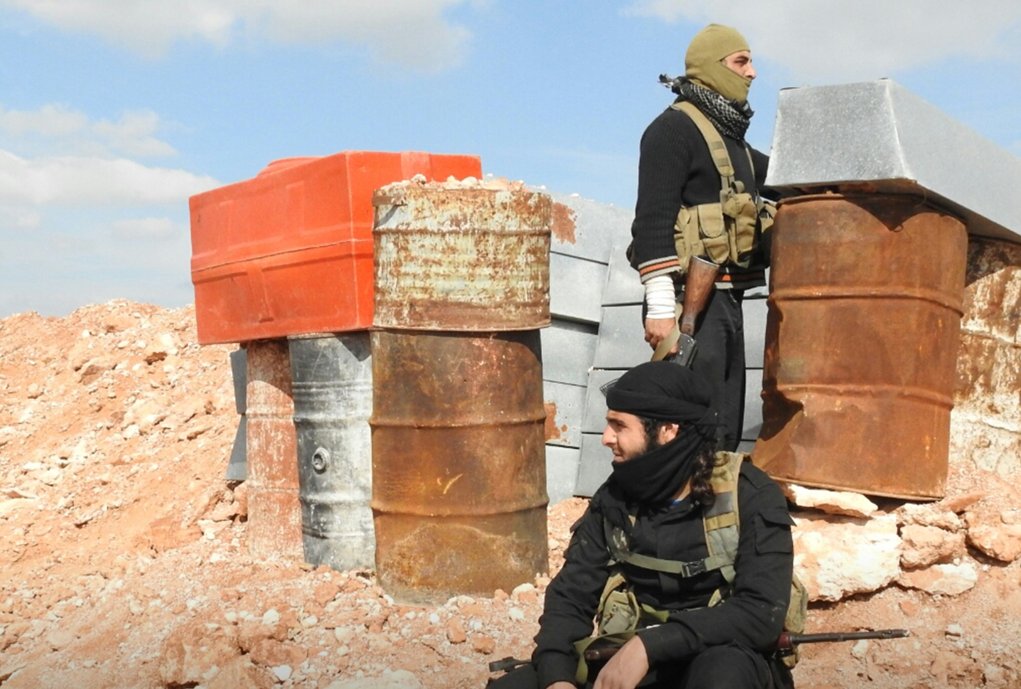 Idlib Militant Groups Vow To Support Their Counterparts In Daraa