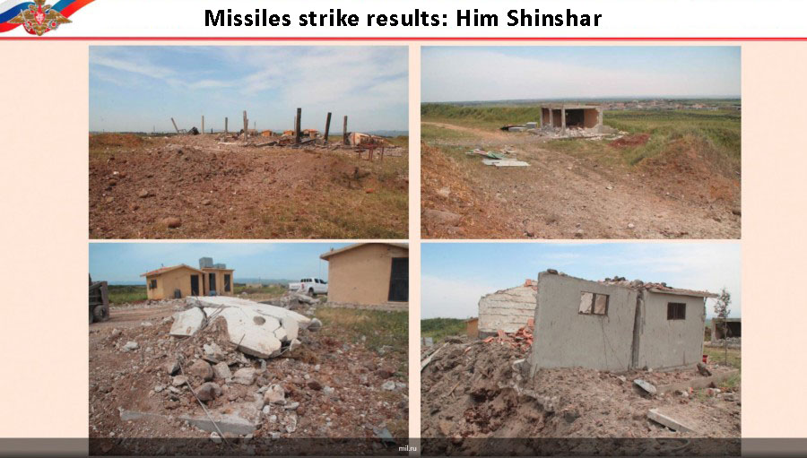 """Trump's """"Smart"""" Missiles In Syria: Summing Up Evidence And Numbers Provided By Russia"""