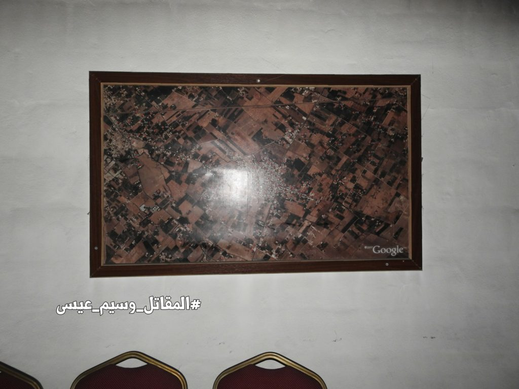 Big Photo Report: Jaish al-Islam HQ And Underground Prison Captured By Syrian Army In Douma