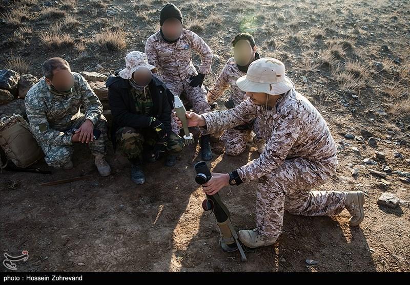 Photo Report: Iranian Basij Militia Training Exercises