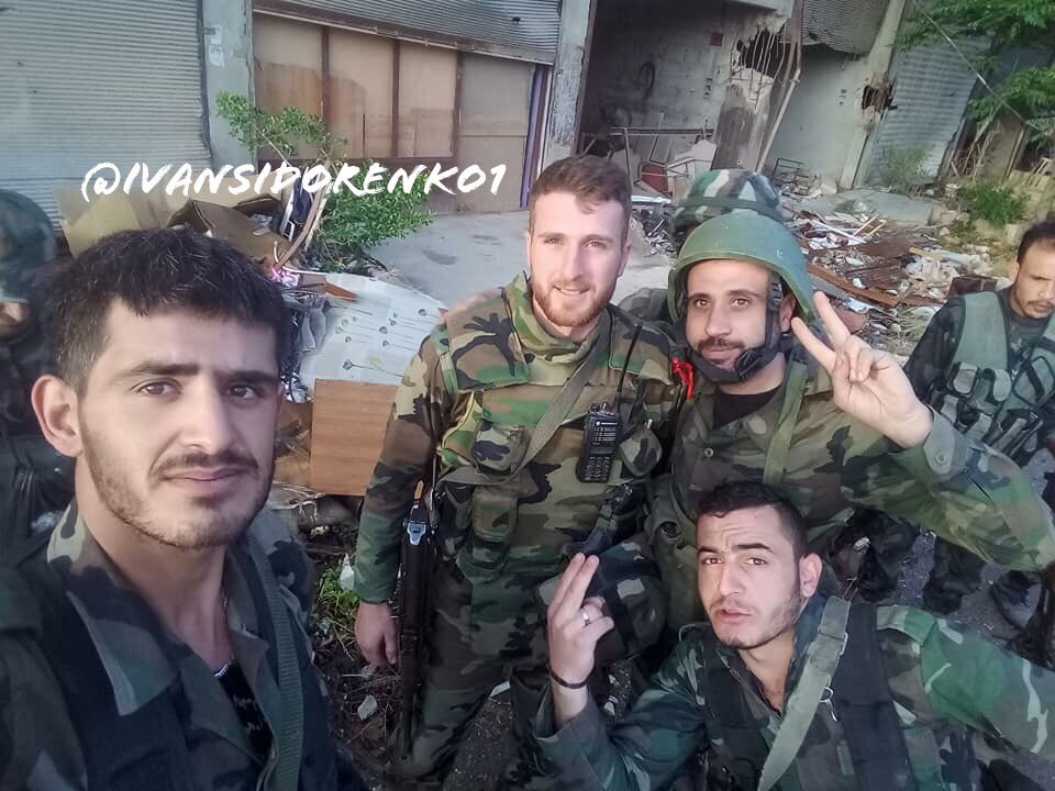 Overview Of Anti-ISIS Operation In Southern Damascus On April 27-28 (Map, Photos, Videos)