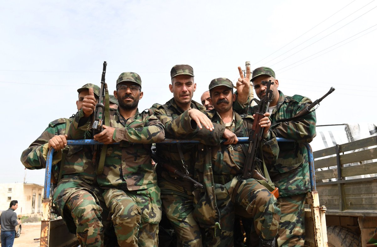Syrian Army To Demobilize Thousands Of Soldiers