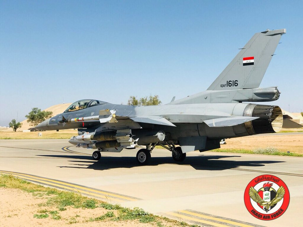 Iraqi Military Reveals New Details About Its Airstrikes Inside Syria