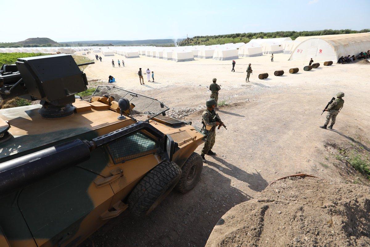 "Erdogan: Turkish Army Is Ready For Its Next Mission Against ""Terrorist Organizations"""
