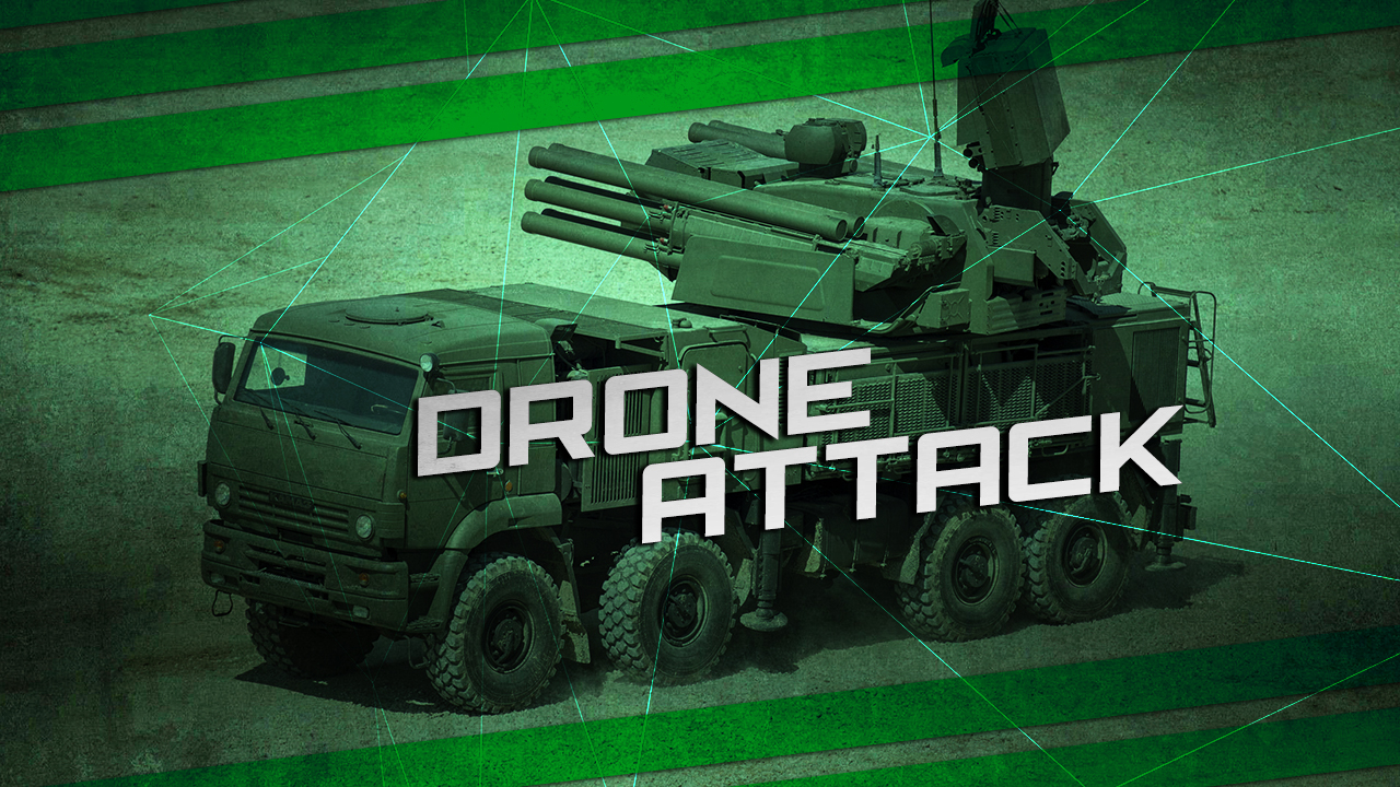 Russian Air-Defense Units Repel Another Drone Attack On Hmeimim Airbase