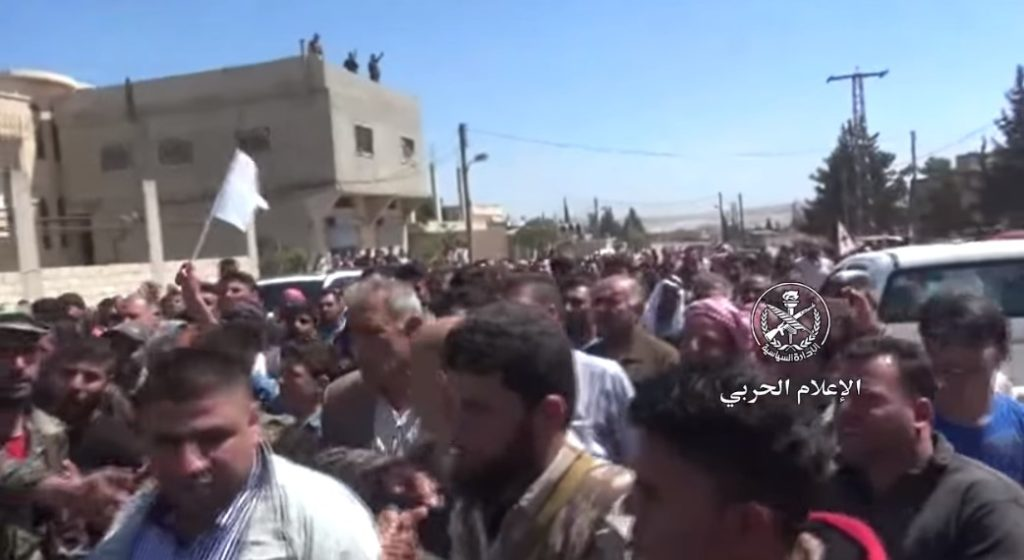 Syrian Military Releases Video Confirming Gains In Rastan Pocket