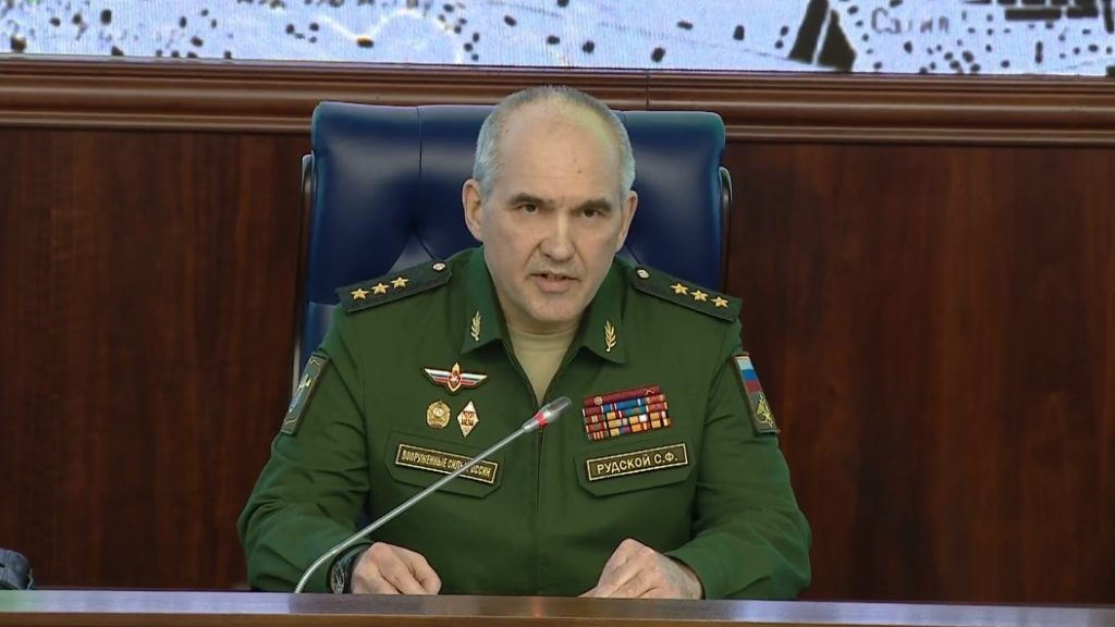 Russia Says Syrian Forces Intercepted 71 Of 103 Launched Missiles, Announces Possible S-300 Systems Deliveries To Syria