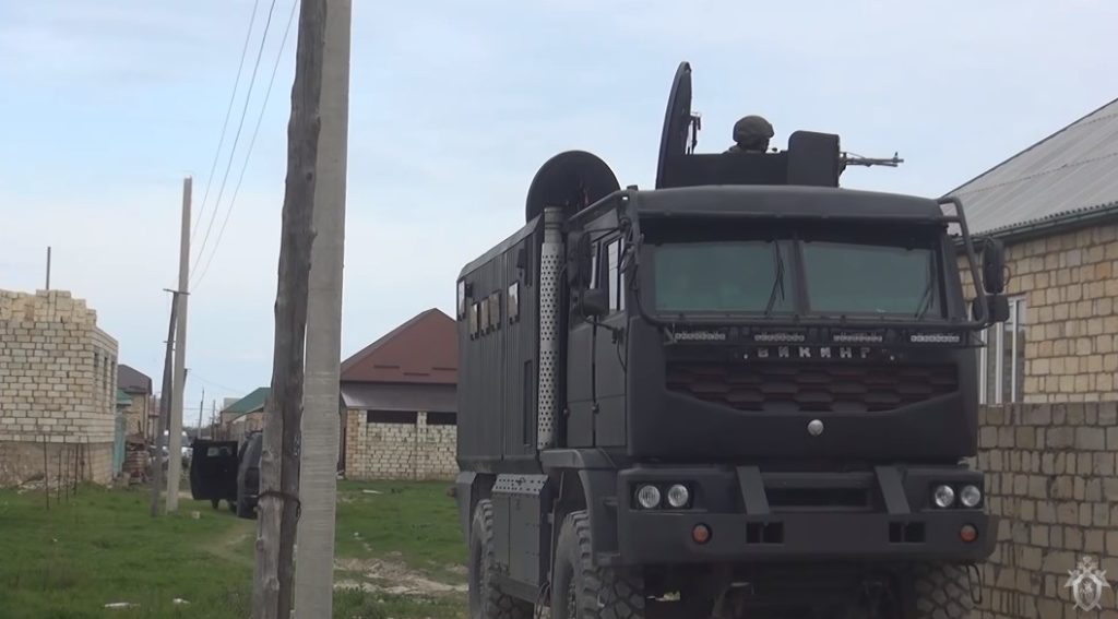 Security Forces Killed 9 Militants Plotting Terrorist Attack In Russia's Dagestan (Video)