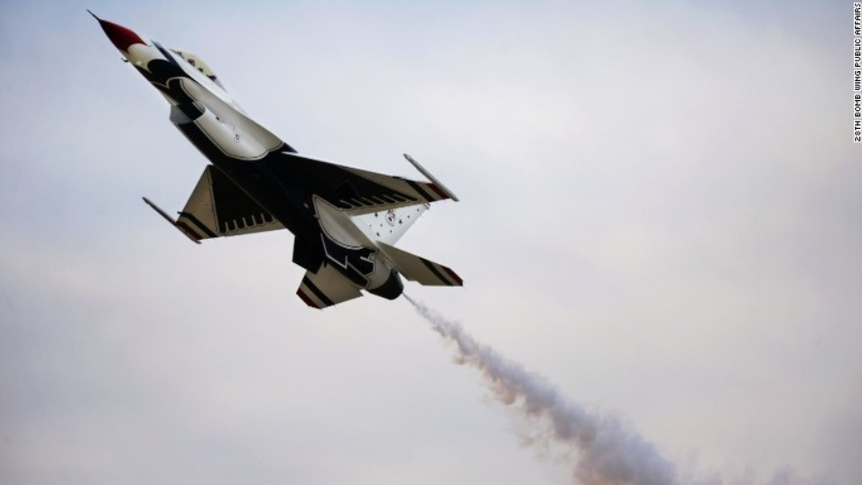 Three US Military Aircraft Crashed In Two Days