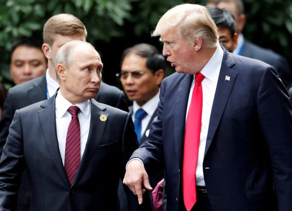 US Imposes New Sanctions Against 38 Russian Individuals And Entities
