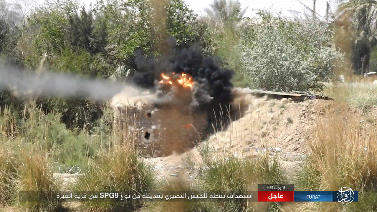 Syrian Army Develops Its Operation Against ISIS Cells In Deir Ezzor (Video, Photos)