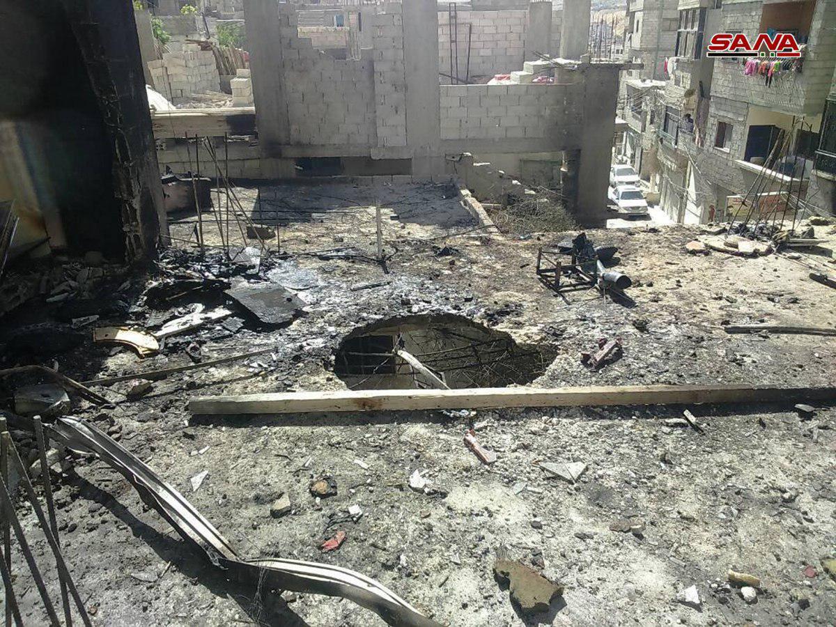 Syrian Army Launches Ground Assault On Jaysh al-Islam In Duma (Map, Video, Photos)