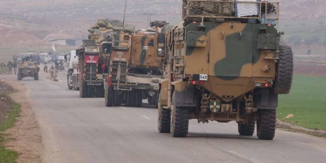 Turkish Army Conducts New Reconnaissance Mission In Western Idlib And Northern Lattakia