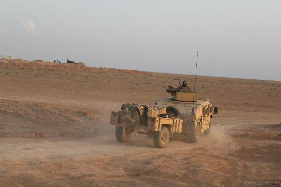US-backed Forces Advance 8km Deep Into ISIS-held Area In Syria's al-Hasakah Province (Photos)