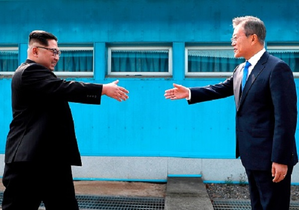 Syria & Iran Prove There's No Chance For North Korean Peace