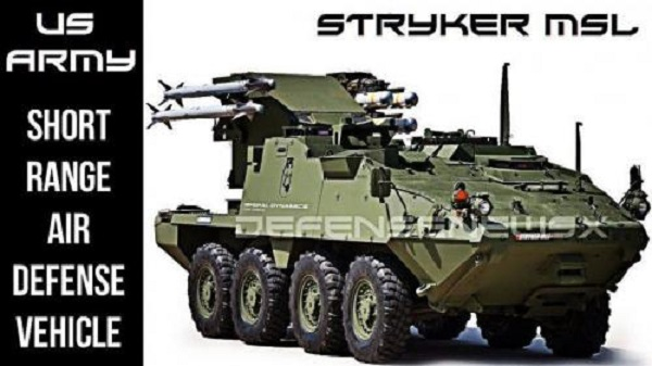 Hellfire-Missile-Equipped Strykers Sent To Europe To Counter Russia