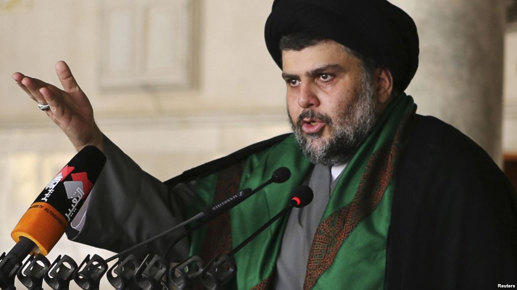 Anti-US Alliance Of Iraqi Shia Cleric Muqtada Al-Sadr Is About To Win Parliamentary Election