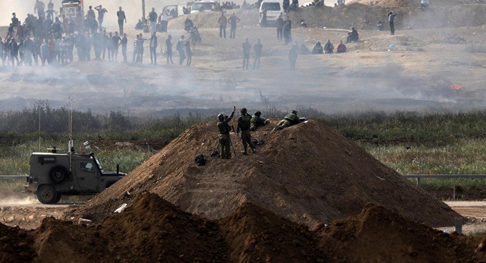 Mundo reage ao 'terrível massacre' em Gaza, onde Israel mata 52 e fere 2.410 manifestantes palestinos