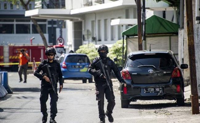 5 Terrorist Attacks Hit Indonesia In Two Days